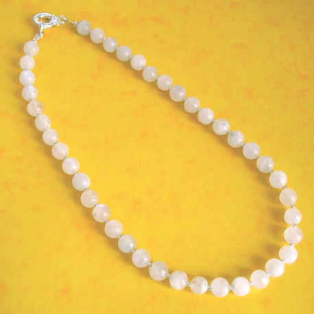 collier perle de lune