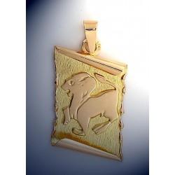 Zodiac lion